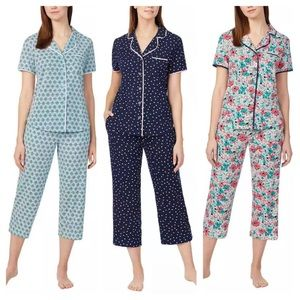 NWT Jane and Bleecker 2 Piece Pajama Set